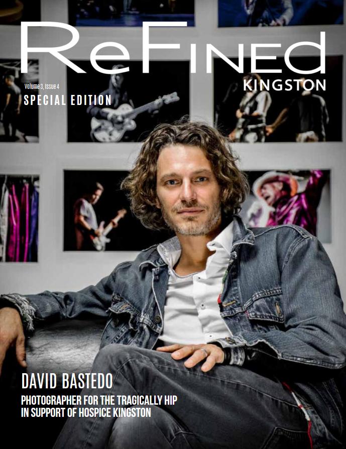 ReFINEd Kingston Fall 2018 Magazine